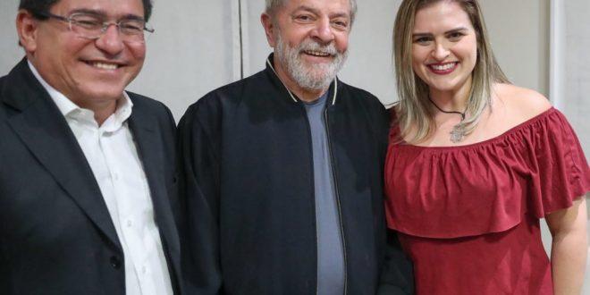 Marília Arraes diz que sofre 'ataque especulativo' e Luciano Duque ...