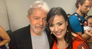 Resultado de imagem para foto do Luciano Huck Lula e Márcia Conrado